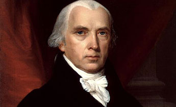 The spiritual father of the First Amendment (March 16, 1751 - June 28, 1836)